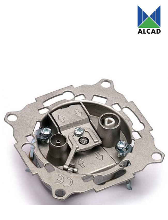 Alcad BS-110 SAT Outlet
